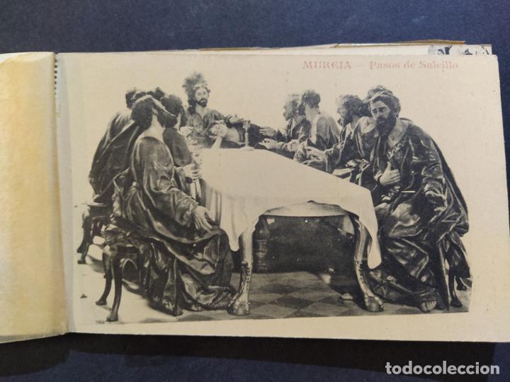 Postales: MURCIA-PASOS DE SALCILLO-BLOC CON 9 POSTALES-SUCESOR DE A.FABERT-VER FOTOS-(68.541) - Foto 3 - 196216147