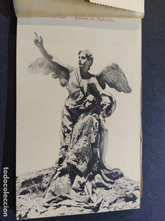 Postales: MURCIA-PASOS DE SALCILLO-BLOC CON 9 POSTALES-SUCESOR DE A.FABERT-VER FOTOS-(68.541) - Foto 6 - 196216147