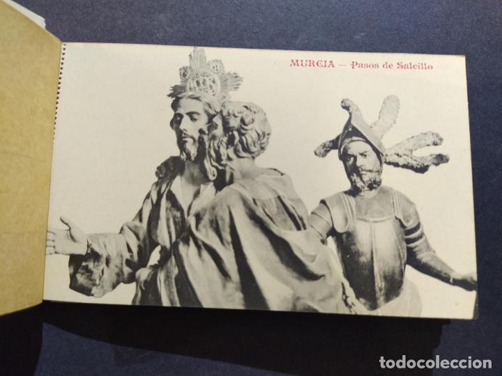 Postales: MURCIA-PASOS DE SALCILLO-BLOC CON 9 POSTALES-SUCESOR DE A.FABERT-VER FOTOS-(68.541) - Foto 7 - 196216147