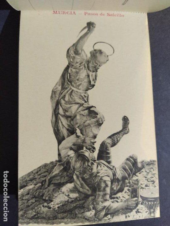 Postales: MURCIA-PASOS DE SALCILLO-BLOC CON 9 POSTALES-SUCESOR DE A.FABERT-VER FOTOS-(68.541) - Foto 8 - 196216147