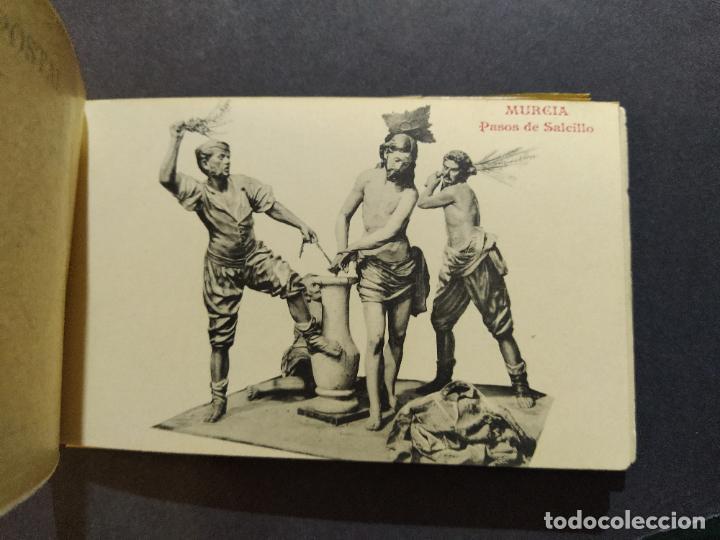 Postales: MURCIA-PASOS DE SALCILLO-BLOC CON 9 POSTALES-SUCESOR DE A.FABERT-VER FOTOS-(68.541) - Foto 9 - 196216147