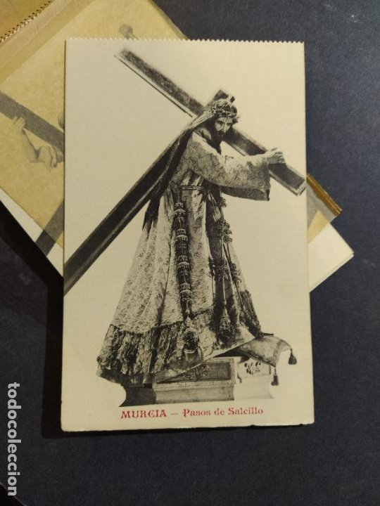 Postales: MURCIA-PASOS DE SALCILLO-BLOC CON 9 POSTALES-SUCESOR DE A.FABERT-VER FOTOS-(68.541) - Foto 11 - 196216147