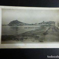 Postales: AGUILAS MURCIA PLAYA Y VISTA POSTAL FOTOGRAFICA. Lote 196228967