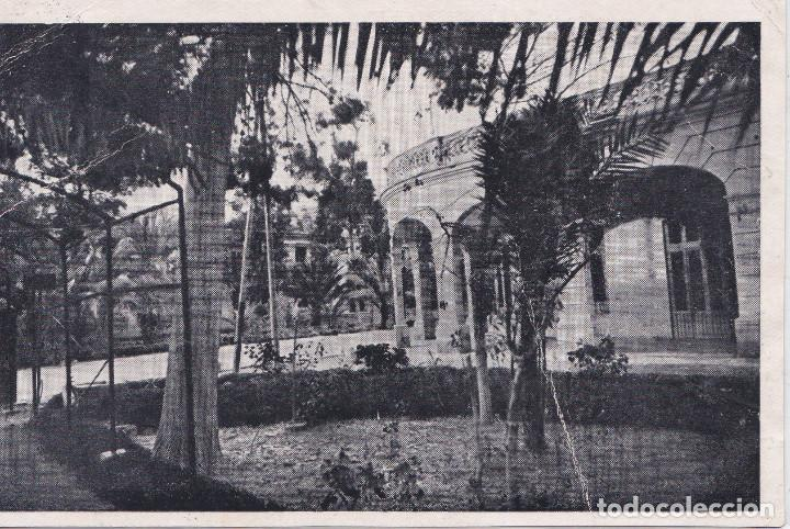 BALNEARIO DE FORTUNA (MURCIA) - JARDINES DEL ESTABLECIMIENTO (Postales - España - Murcia Moderna (desde 1.940))
