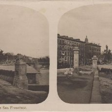 Postales: MURCIA.PASEO DE SAN FRANCISCO.BUENA CALIDAD FOTOGRAFICA.. Lote 197086135