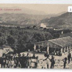 Postales: CIEZA - LAVADERO PÚBLICO - P30164. Lote 197282251