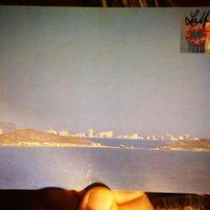 Cartes Postales: POSTAL LA MANGA ISLA PERDIGUERA AL FONDO LA MANGA N 8 COLECCIÓN CORAZONES JUAN CASTELLS. Lote 197960830