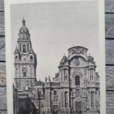 Postales: P-11055. POSTAL MURCIA,CATEDRAL.. Lote 198206648