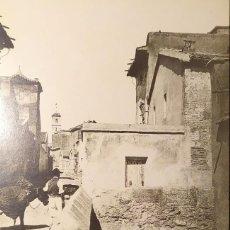 Postales: POSTAL ANTIGUA CALLE DE LA ACEQUIA FINALES DEL SIGLO XIX. Lote 198378985