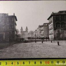 Postales: POSTAL ANTIGUA PLAZA DE TOROS HOY PLAZA CAMACHOS EN MURCIA FINALES SIGLO XIX. Lote 198379023