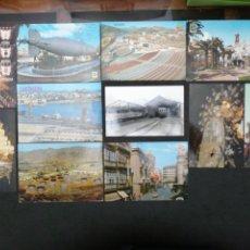 Postales: CARTAGENA, LOTE DE 11 POSTALES. Lote 199518132