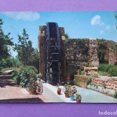 Postales: POSTAL RUEDA DE LA ÑORA MURCIA . Lote 200375606