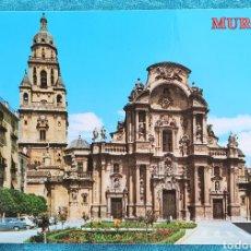 Postales: CATEDRAL DE MURCIA.SIN CIRCULAR. Lote 203615323