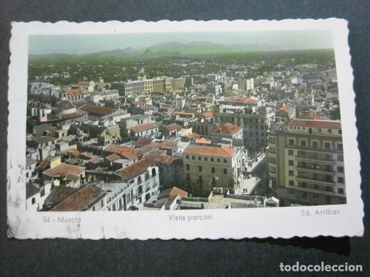 Postales: MURCIA-VISTA PARCIAL-ED·ARRIBAS-54-FOTOGRAFICA-POSTAL ANTIGUA-(69.724) - Foto 2 - 203834122
