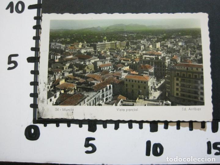 Postales: MURCIA-VISTA PARCIAL-ED·ARRIBAS-54-FOTOGRAFICA-POSTAL ANTIGUA-(69.724) - Foto 4 - 203834122