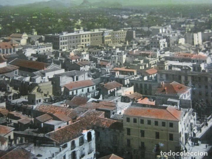 MURCIA-VISTA PARCIAL-ED·ARRIBAS-54-FOTOGRAFICA-POSTAL ANTIGUA-(69.724) (Postales - España - Murcia Antigua (hasta 1.939))