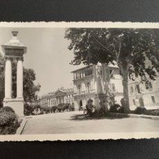 Postales: RARA POSTAL. AYUNTAMIENTO DE MURCIA. 1954. Lote 204180311