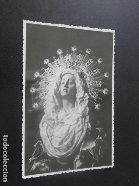 CARTAGENA MURCIA SEMANA SANTA VIRGEN DE LA AMARGURA CASAÚ FOTOGRAFO (Postales - España - Murcia Antigua (hasta 1.939))