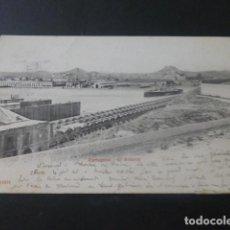 Postales: CARTAGENA MURCIA EL ARSENAL. Lote 205022895