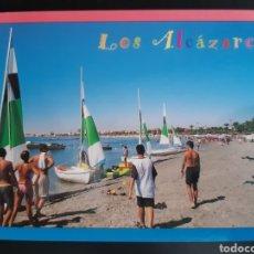 Postales: POSTAL DE LOS ALCÁZARES. PLAYA DE LOS NAREJOS.. Lote 205291793
