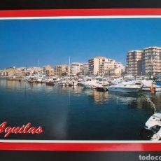 Postales: POSTAL DE AGUILAS. CLUB NÁUTICO.. Lote 205292143