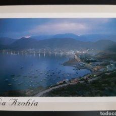 Postales: POSTAL DE LA AZOHIA. AMANECER.. Lote 205293050