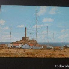 Postales: CABO DE PALOS MURCIA FARO Y ESTACION RADIO MARITIMA. Lote 205370068