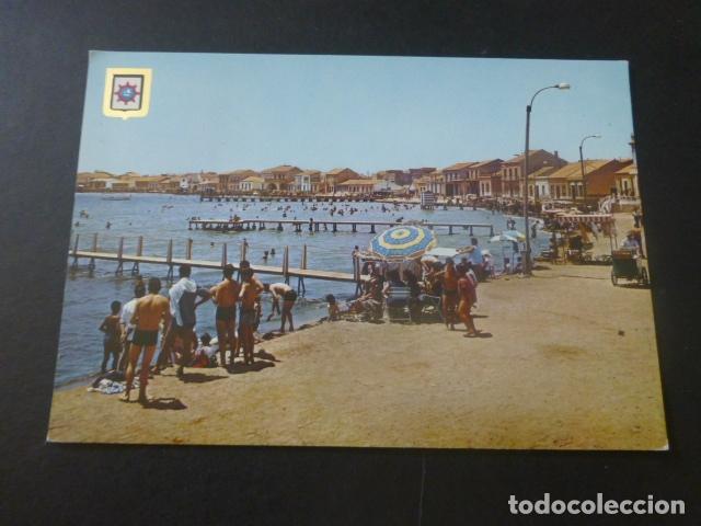LOS ALCAZARES MURCIA PLAYA DEL ESPEJO (Postales - España - Murcia Moderna (desde 1.940))