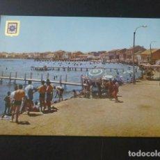 Postales: LOS ALCAZARES MURCIA PLAYA DEL ESPEJO. Lote 205370175