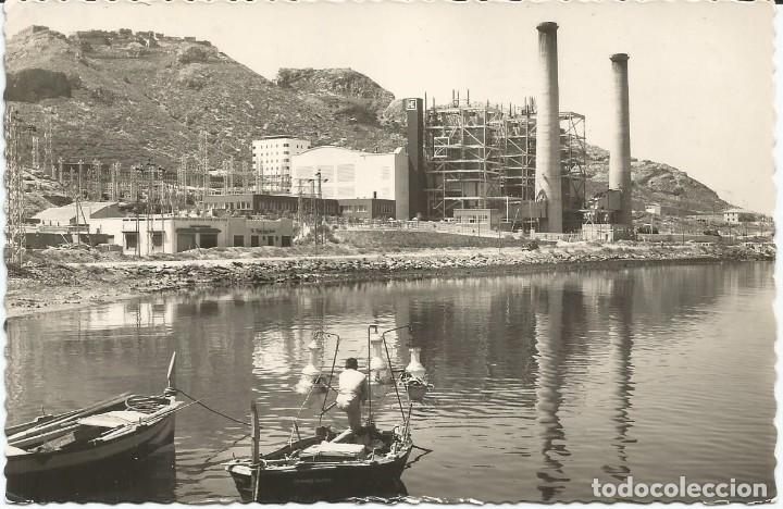 CARTAGENA. CENTRAL TERMICA DE ESCOMBRERAS. Gª GARABELLA Nº 51 (Postales - España - Murcia Moderna (desde 1.940))