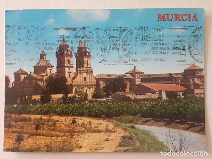 MURCIA LOS JERONIMOS POSTAL (Postales - España - Murcia Antigua (hasta 1.939))