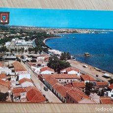 Postales: TARJETA POSTAL - 1965 SANTIAGO DE LA RIBERA MAR MENOR - PANORAMICA EXTREMO NORTE 5. Lote 206123330