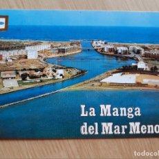 Postales: TARJETA POSTAL - LA MANGA DEL MAR MENOR CARTAGENA MURCIA - URBANIZACION LA GOLA. Lote 206123753