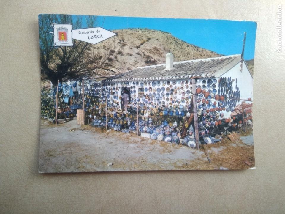 POSTAL LORCA, ALFARERIA TIPICA (Postales - España - Murcia Moderna (desde 1.940))