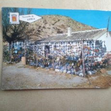 Postales: POSTAL LORCA, ALFARERIA TIPICA. Lote 206228852