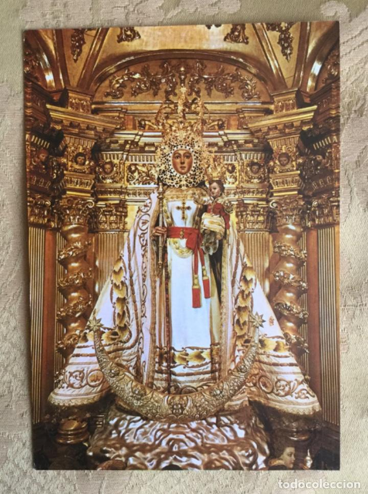 Postales: 2 POSTALES DE NUESTRA SEÑORA DE LA FUENSANTA , MURCIA AÑOS 70 - Foto 5 - 207091950