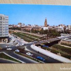 Postales: TARJETA POSTAL - MURCIA - PUENTE DE HIERRO SOBRE EL SEGURA № 134. Lote 207097391