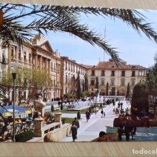 Postales: TARJETA POSTAL - MURCIA - GLORIETA DE ESPAÑA № 36. Lote 207097848