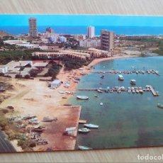 Postales: TARJETA POSTAL - LA MANGA DEL MAR MENOR - VISTA AEREA № 38 - BARCOS. Lote 207100352
