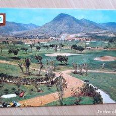 Postales: TARJETA POSTAL - CARTAGENA LA MANGA DEL MAR MENOR - CAMPO DE GOLF № 46. Lote 207100513