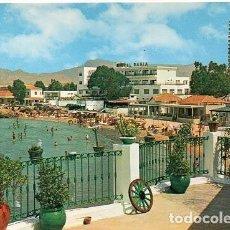 Postales: PUERTO DE MAZARRÓN - 5 ISLA - PLAYA. Lote 207119660