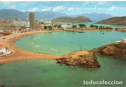 PUERTO DE MAZARRÓN - 8 VISTA AÉREA (Postales - España - Murcia Moderna (desde 1.940))