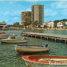 Postales: SANTIAGO DE LA RIBERA - 25 CLUB NÁUTICO. Lote 207120623