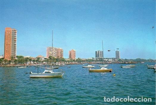 SANTIAGO DE LA RIBERA - 4 VISTA PANORÁMICA (Postales - España - Murcia Moderna (desde 1.940))