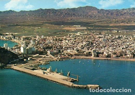 AGUILAS - 8 VISTA AÉREA (Postales - España - Murcia Moderna (desde 1.940))