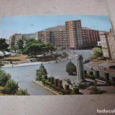 Postales: POSTAL ESCRITA AÑOS 60 - CARTAGENA - PLAZA DE ESPAÑA. Lote 207154032