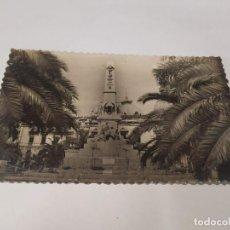 Postales: COMUNIDAD MURCIANA - POSTAL CARTAGENA - MONUMENTO A LOS HÉROES DE CAVITE. Lote 207203183