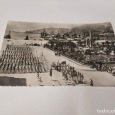 Postales: COMUNIDAD MURCIANA - POSTAL CARTAGENA - HÉROES DE CAVITE Y DETALLE DEL PUERTO. Lote 207203305