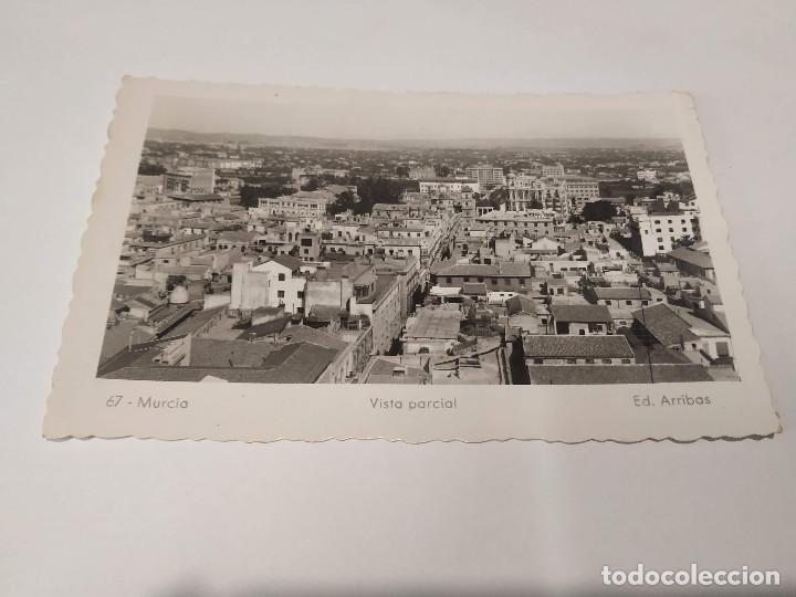 COMUNIDAD MURCIANA - POSTAL MURCIA - VISTA PARCIAL (Postales - España - Murcia Moderna (desde 1.940))