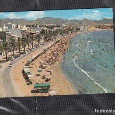 Cartoline: 8 PUERTO DE MAZARRON. PLAYA. Lote 207434101